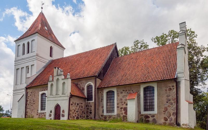 Węgielsztyn - Parafia pw. Św. Józefa