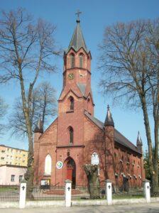 Gołdap - Parafia p.w. św. Leona i św. Bonifacego