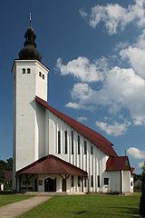 Gawarych Ruda - Parafia pw. św. Maksymiliana Marii Kolbe