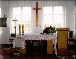Regielnica - Parafia pw. św. Józefa Oblubieńca Najświętszej Maryi Panny