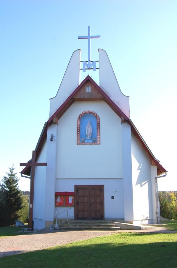 Kamionki - Parafia pw. św. Jana Kantego