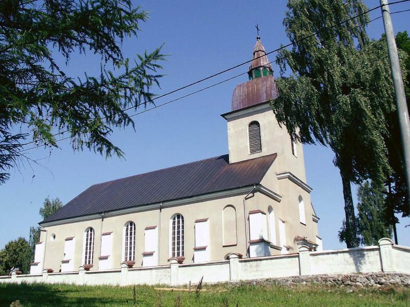 Becejły - Parafia pw. Matki Bożej Częstochowskiej