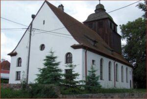 Okartowo - Parafia pw. Niepokalanego Serca Najświętszej Marii Panny