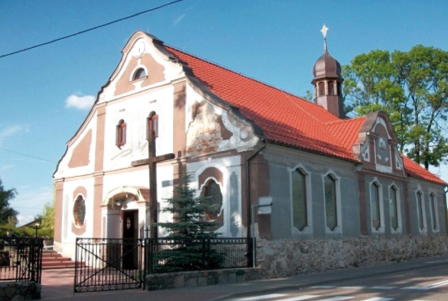 Orzysz - Parafia pw. Najświętszego Serca Pana Jezusa