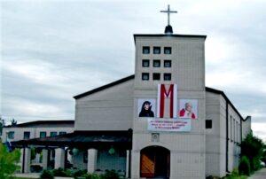 Pisz - Parafia pw. Matki Miłosierdzia Ostrobramskiej