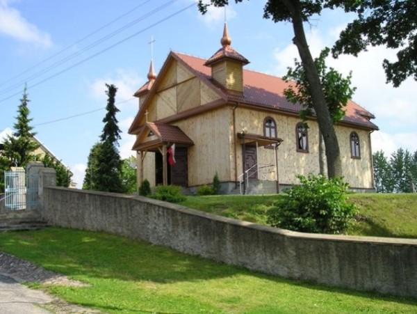 Rydzewo - Parafia pw. św. Wojciecha