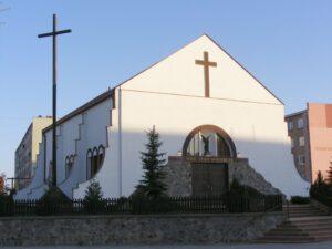 Suwałki - Parafia pw. Św. Brata Alberta