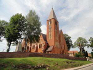 Dubieninki - Parafia pw. św. Andrzeja Boboli