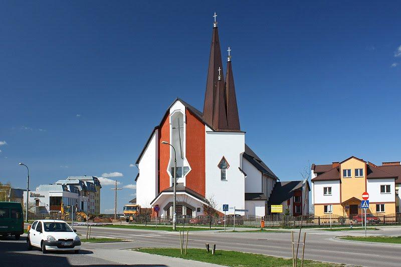 Ełk - Parafia pw. św. Rafała Kalinowskiego