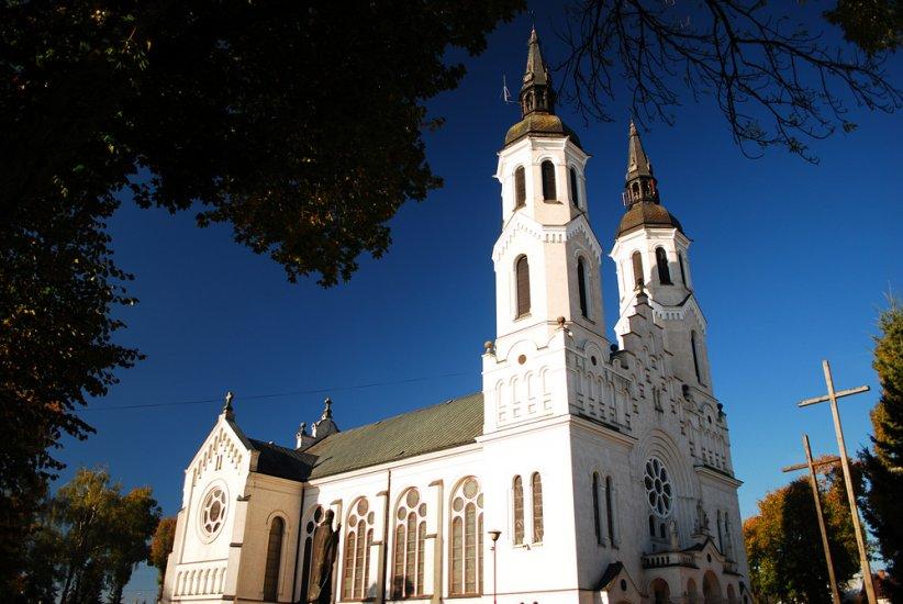 Augustów - Parafia p.w. Najświętszego Serca Jezusowego