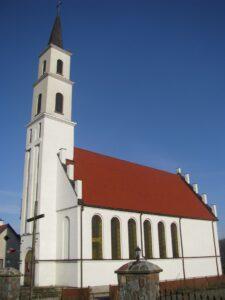 Judziki - Parafia pw. św. Apostołów Piotra i Pawła