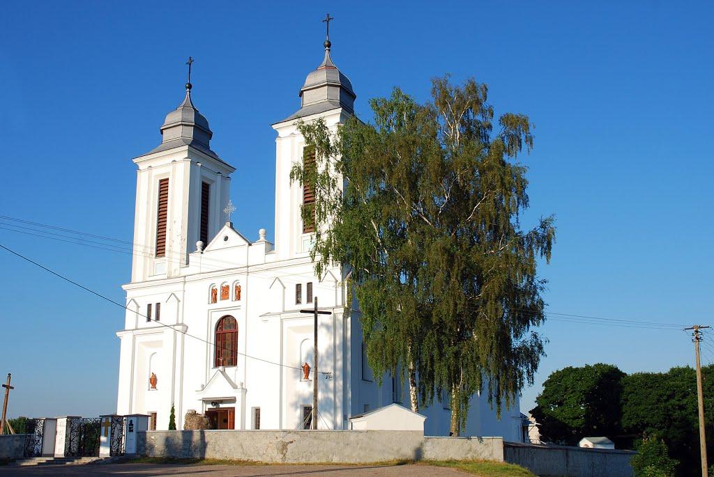 Kaletnik - Parafia pw. Ducha Świętego