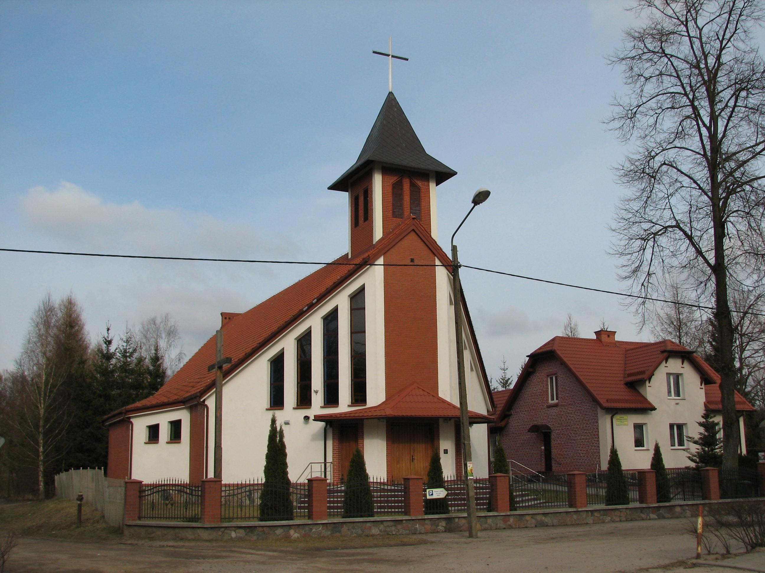 Kosewo - Parafia pw. św. Maksymiliana Marii Kolbe