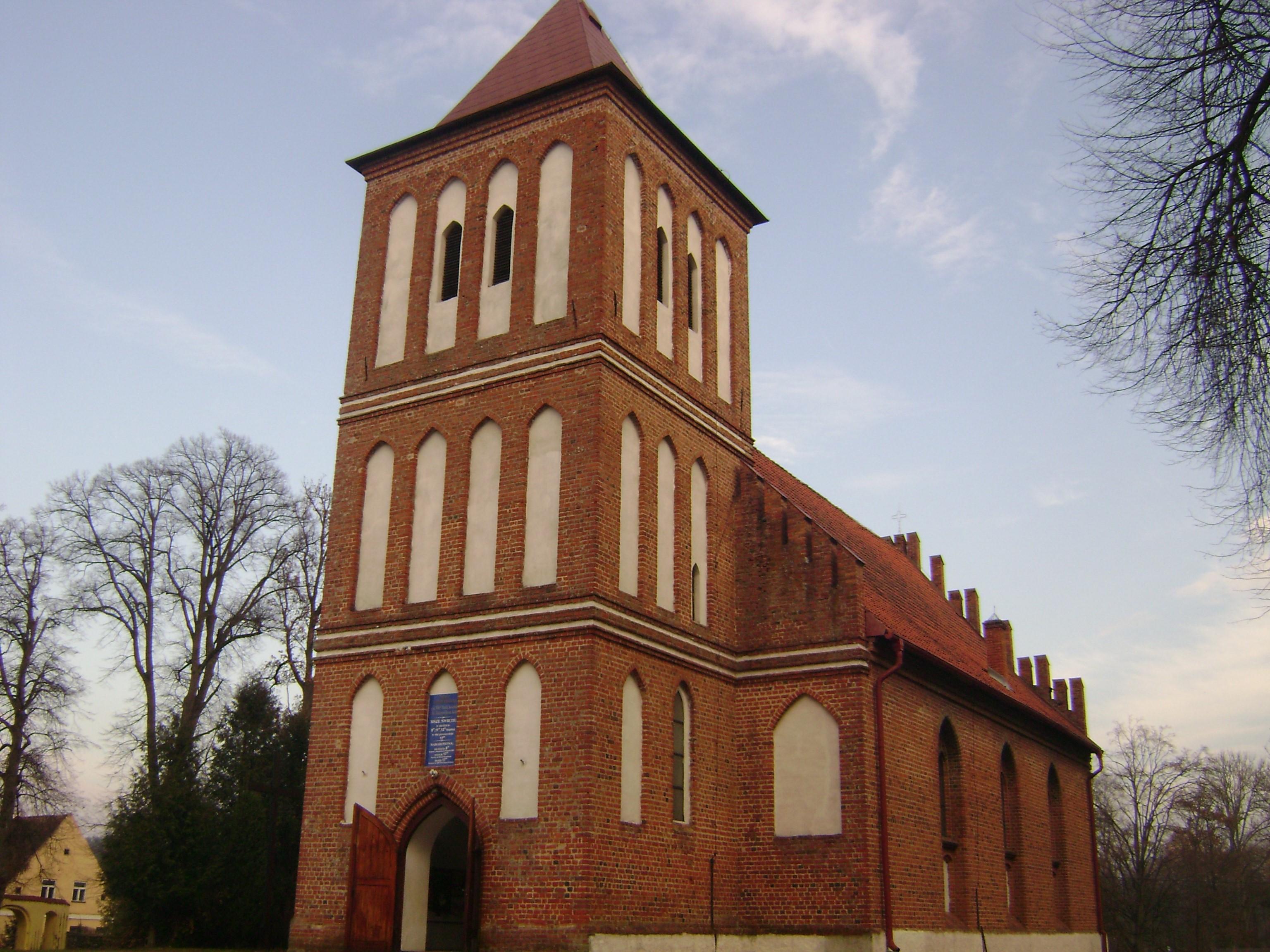 Kuty - Parafia pw. św. Maksymiliana Marii Kolbe