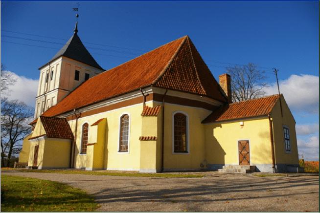 Szarejki - Parafia pw. Matki Bożej Różańcowej
