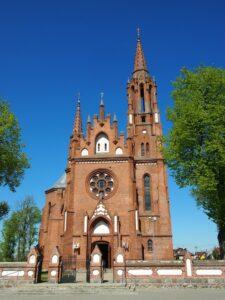 Sztabin - Parafia pw. Św. Jakuba Apostoła