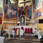 Bp Mazur w Niedzielę Miłosierdzia Bożego: uwierzmy w miłosierdzie Boga, którym chce nas obdarzyć